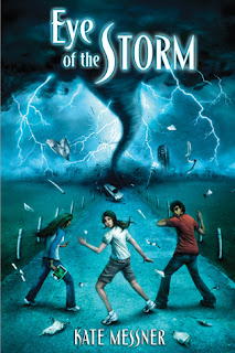 Cover image of Eye of the Storm by Kate Messner