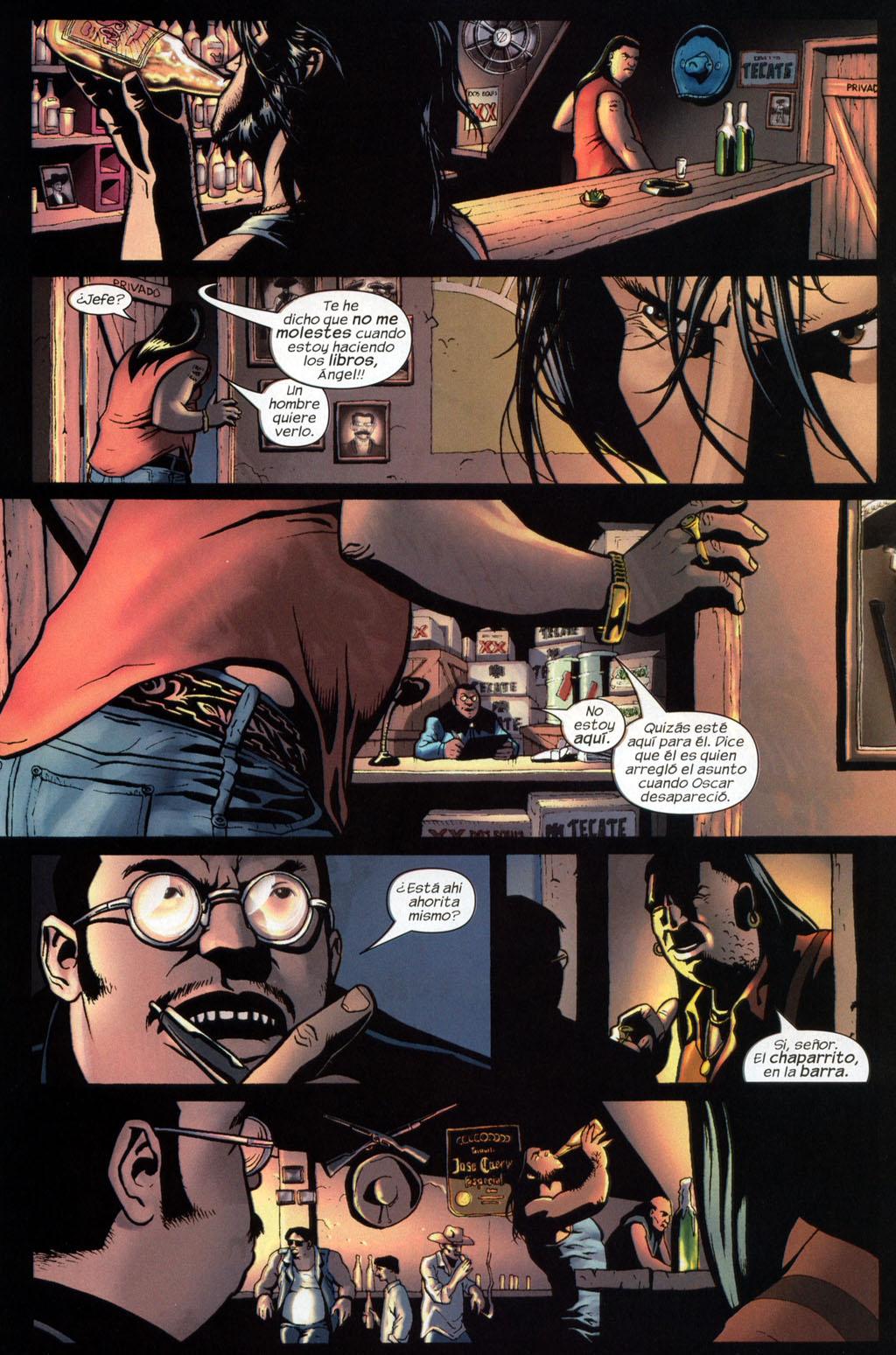 Read online Wolverine (2003) comic -  Issue #7 - 20