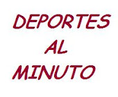 DEPORTES AL MINUTO