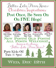 Better Late Than Never Christmas Blog Hop