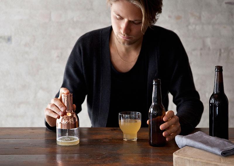 Espumador Beer Foamer de Norm