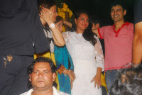 Katrina, Sonakshi and Other at Salman Khan's Ganesh Visarjan