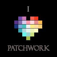 я люблю patchwork