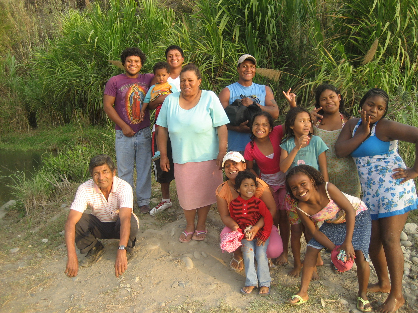 African American Latino World My Peruvian Family Connection