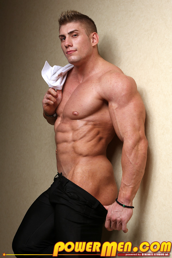Sven Gronstrom Muscle