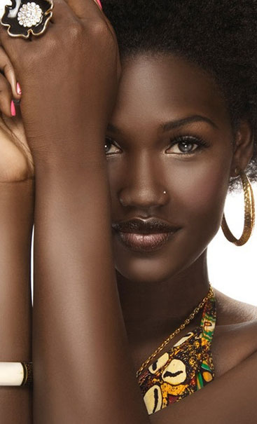 Most beautiful african women the image for Wonderful black