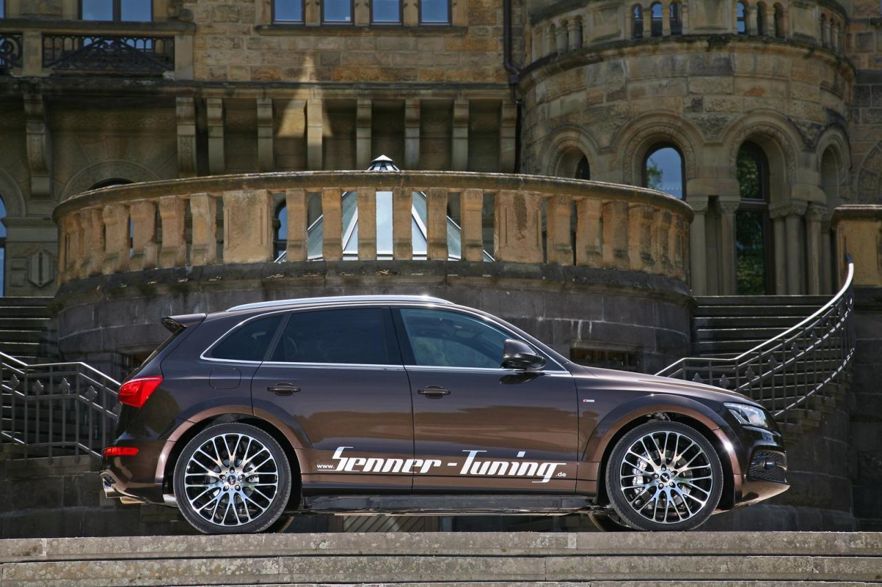 audi q5 by senner tuning car tuning styling. Black Bedroom Furniture Sets. Home Design Ideas