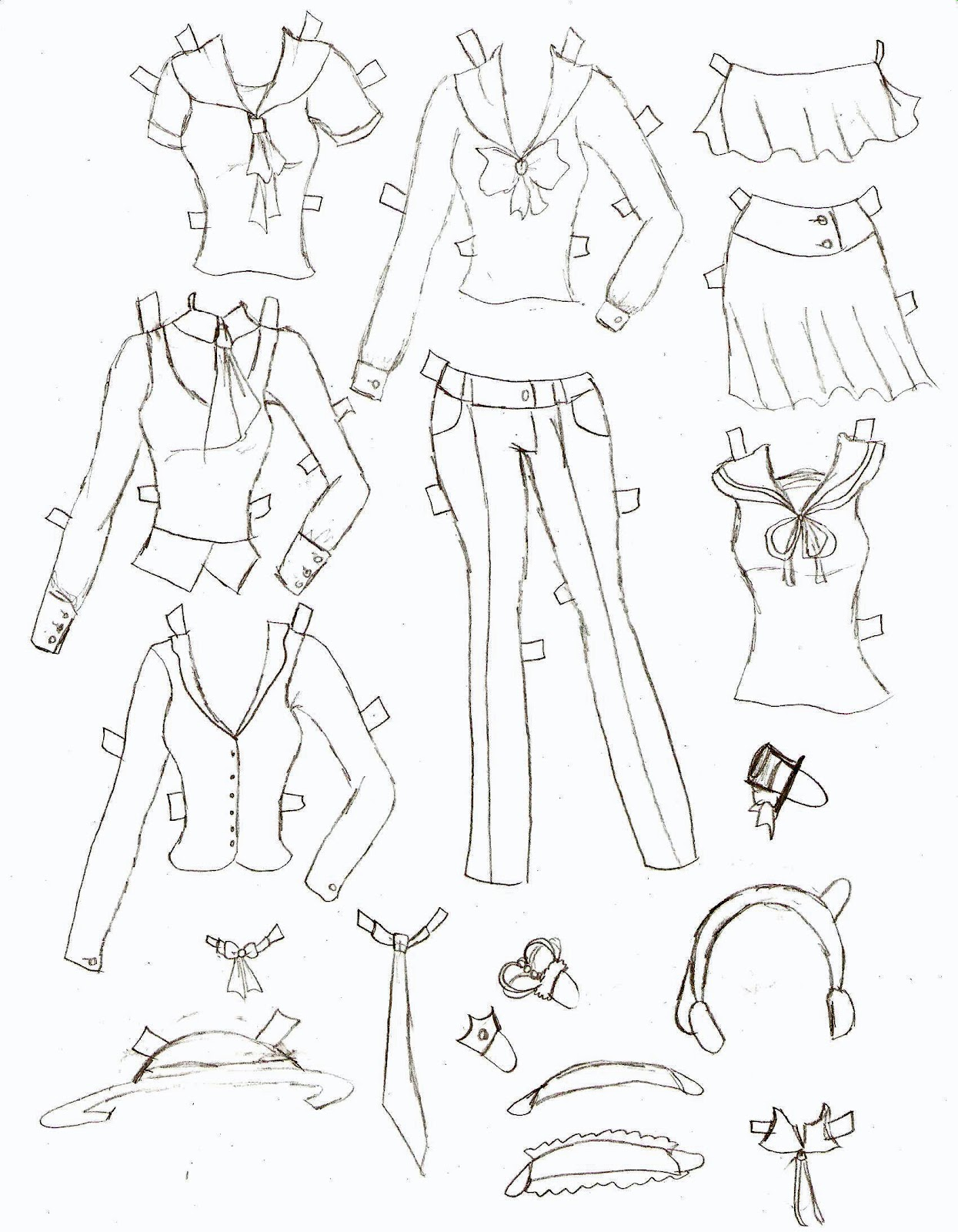 2012 03 01 archive on dress design cut to skirts