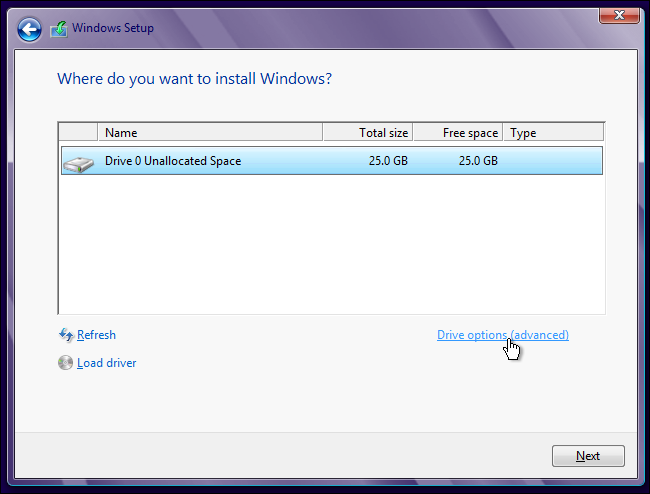 Cara Membuat Data Partisi Terpisah Windows 7/8