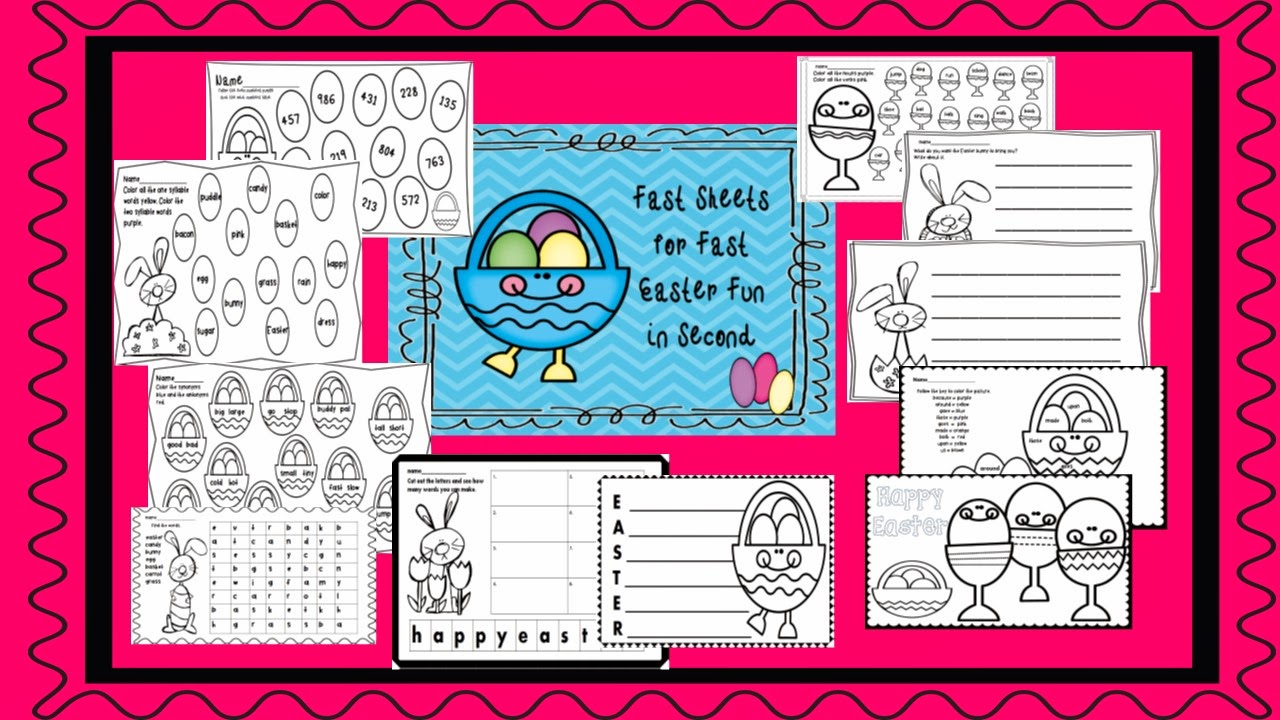 http://www.teacherspayteachers.com/Product/Easter-Printables-1162523