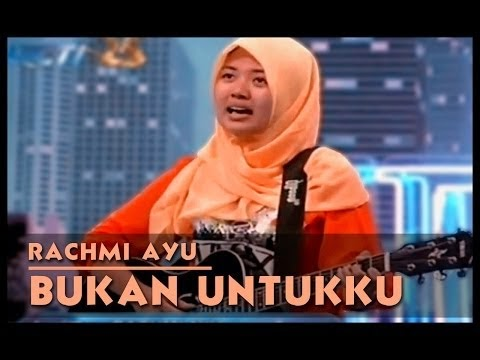 Lagu Rachmi Ayu Bukan Untukku Audisi Indonesian Idol 2014