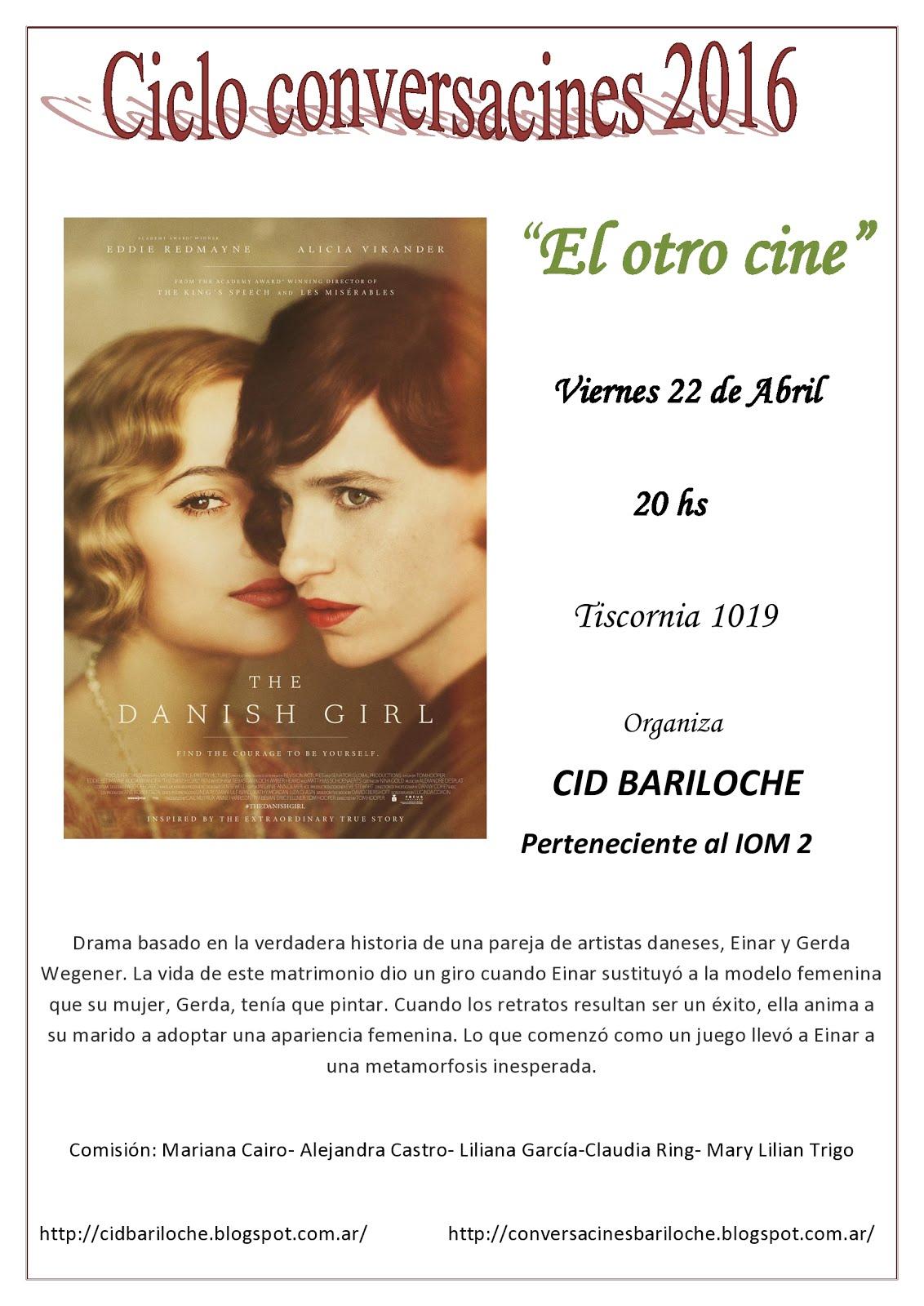 """Convercines """"El otro cine"""""""