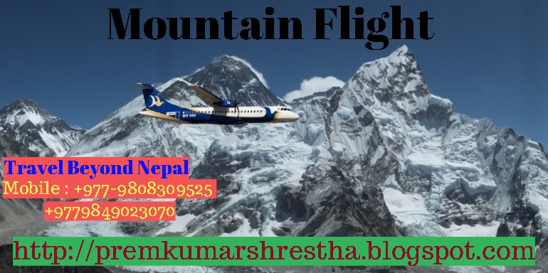 Enjoy Mountain Flight
