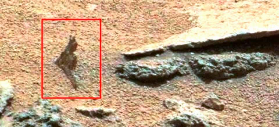 alien artifacts on mars - photo #13