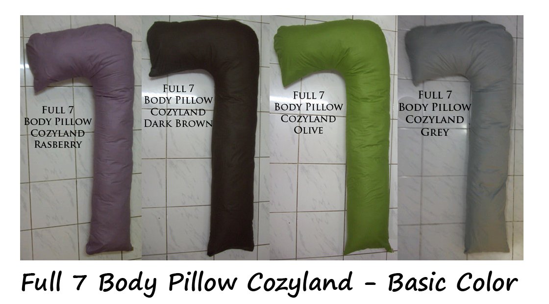 Cozyland Soft Amp Comfort Full 7 Body Pillow Cozyland