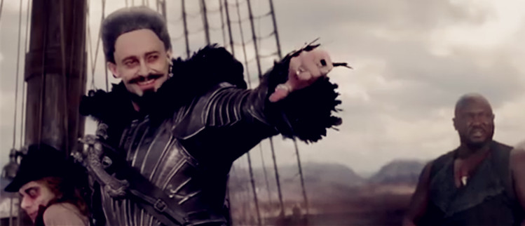 Pan Movie Film 2015 - Sinopsis (Hugh Jackman, Garrett Hedlund, Rooney Mara)
