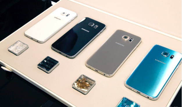 Galaxy S6 Edge,Samsung Galaxy S6 Edge