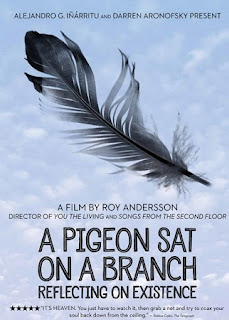 A Pigeon Sat on a Branch Reflecting on Existence 2014 film