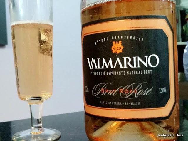 Espumante Valmarino Rosé 2012