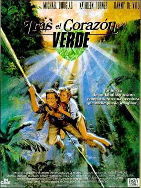 Poster Tras El Corazon Verde