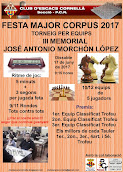 Per Equips Festa Major 2017 3er- Memorial Jose Anotnio Morchon Lopez