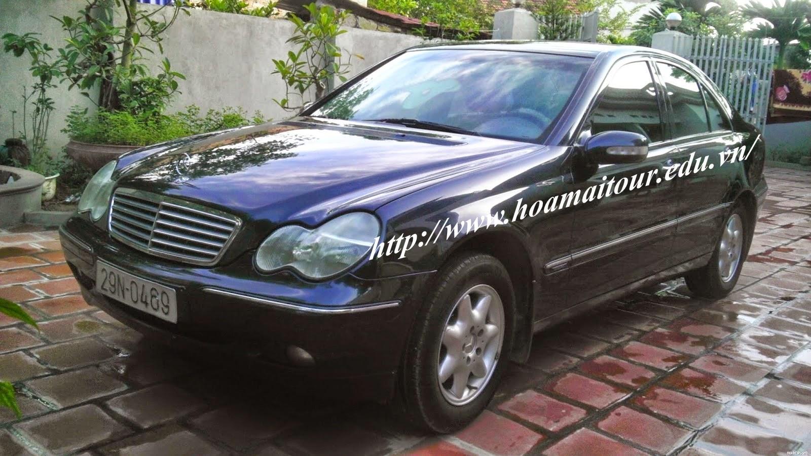 Cho thuê xe Mercedes C200 hạng sang