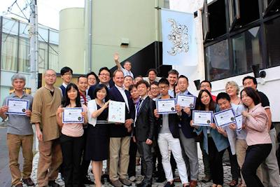 ポール・シーリィ博士が日本で初めて実施したアクセラメンツ講座(2013年6月撮影)の写真