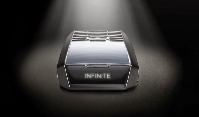 Meridiist Infinite The First Self Charging Phone