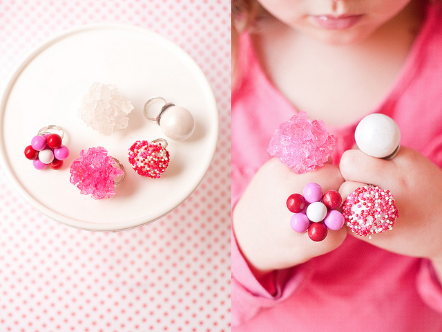 anillo chuche rings candy