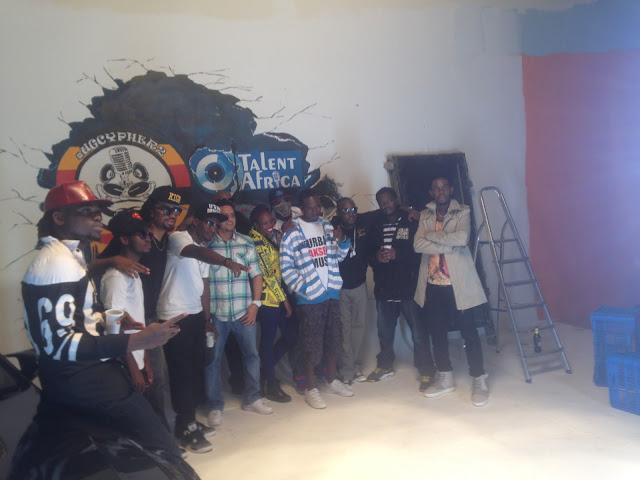 UG Cypher 2 Behind The Scenes [VIDEO + PICS]