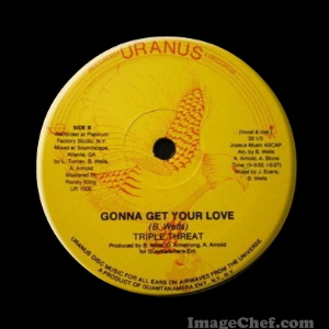 TRIPLE THREAT - Gonna Get Your Love
