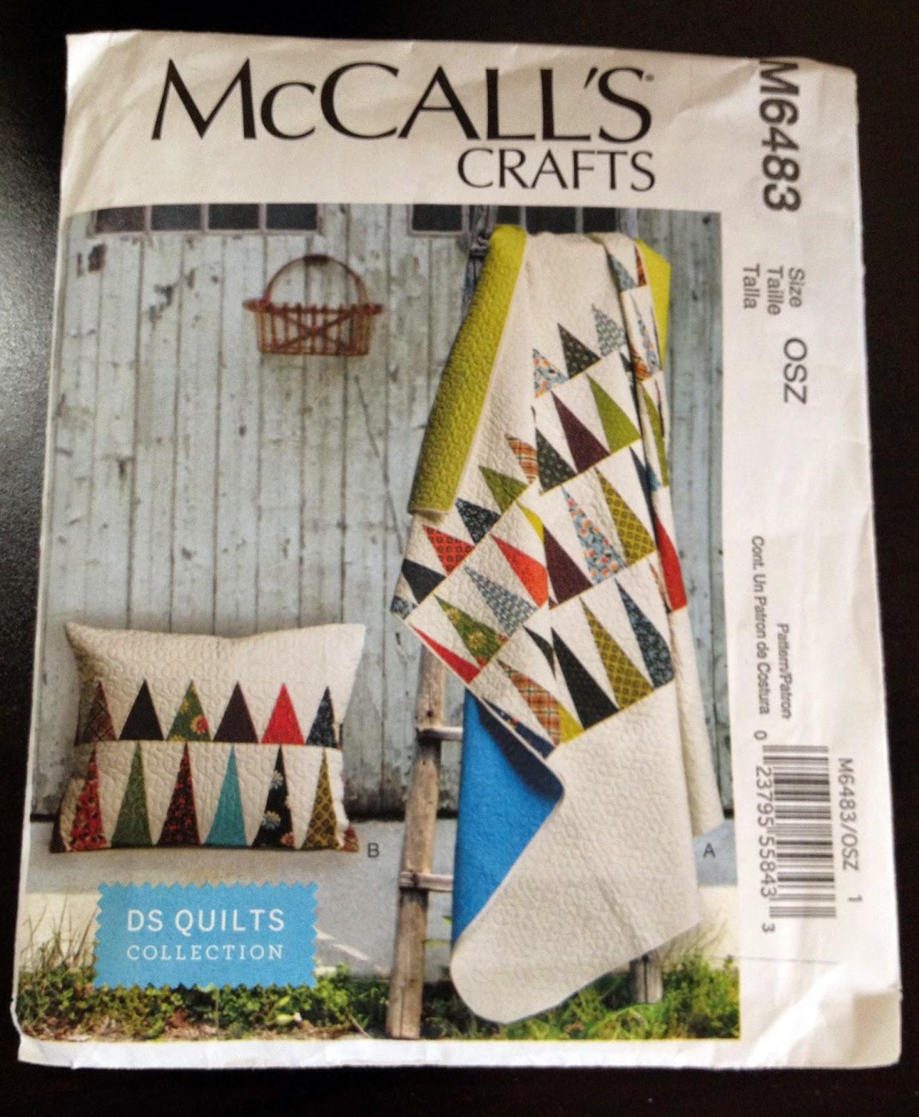 McCall M6483