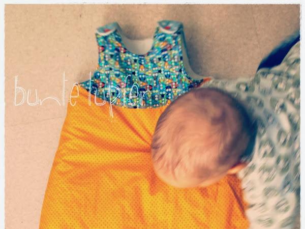 Ein Durchschlafsack für mein Nichtdurchschlafbaby