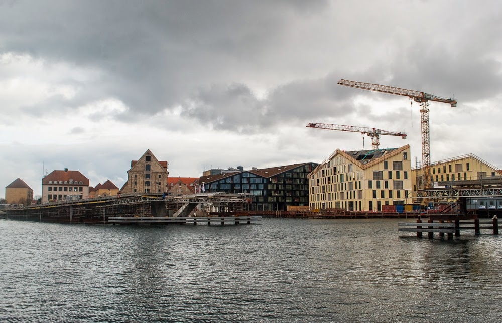 harbour near nyhavn