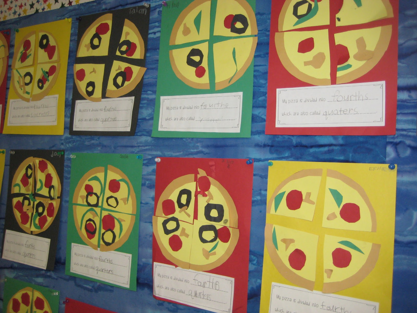 http://www.teacherspayteachers.com/Product/Pizza-Fractions-Craft-670401