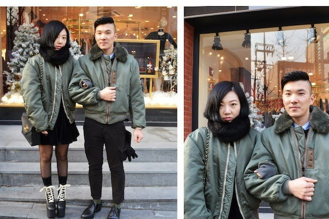 Korean Street Style Fashion 2014