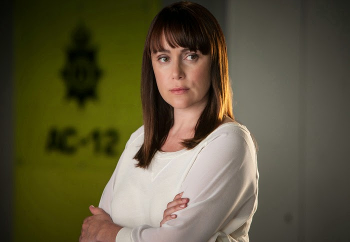 Detective Inspector Lindsay Denton (KEELEY HAWES) in Line  of Duty, BBC