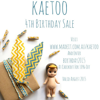 kaetoo madeit 4th birthday