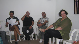 """ESPAÇO VIVEKA 01.12.12  Antes que o """"mundo se acabe"""" eu preciso recitar uma poesia!"""