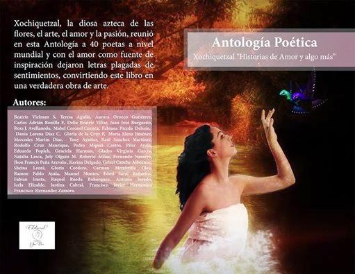 Xochiquetzal; historias de amor y algo más.