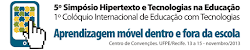 5º Simpósio Hipertexto e Tecnologias na Educação