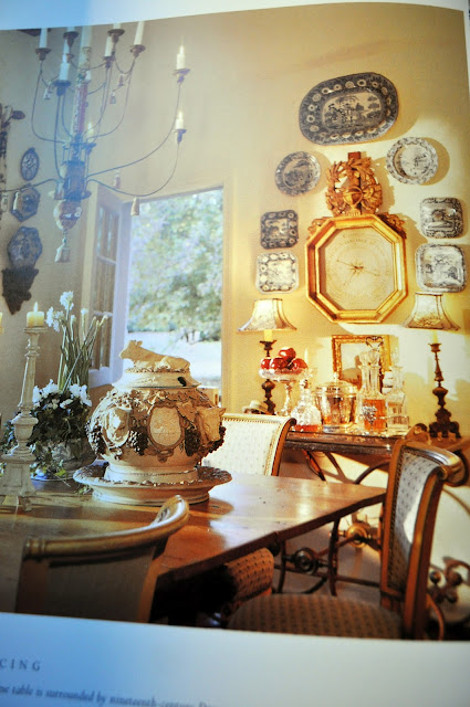 Northern nesting inspired by charles faudree for Charles faudree antiques and interior designs