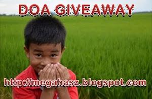 Doa Giveaway