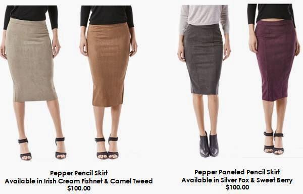 Fall Dress Outfits 2014 pencil skirt