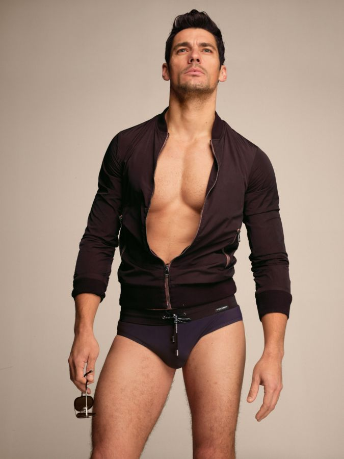 David Gandy, Gorgeous Supermodel From England