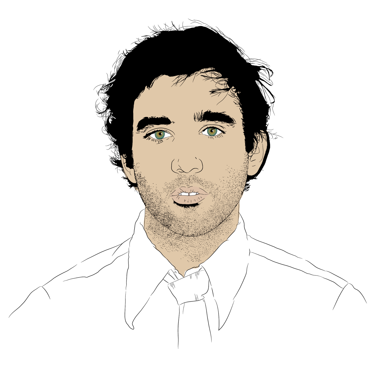 sufjan-stephens, sufjan-stevens-drawing, sufjan-stevens-illustration, sufjan-stevens-portrait, sufjan-stevens-carrie-and-lowell