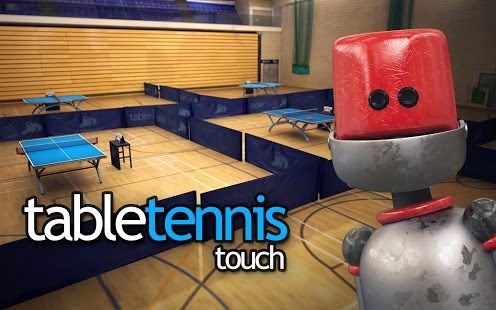 Table Tennis Touch Android Apk + Obb Data