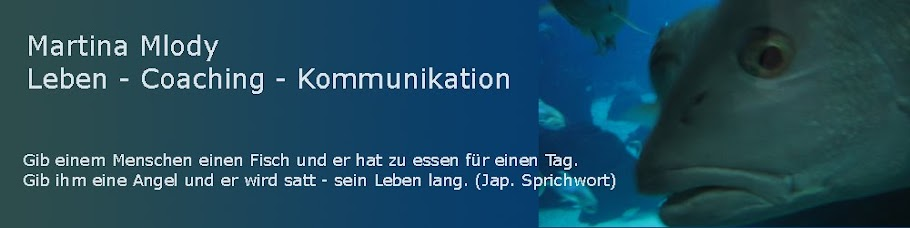 Martina Mlody Leben, Coaching, Kommunikation