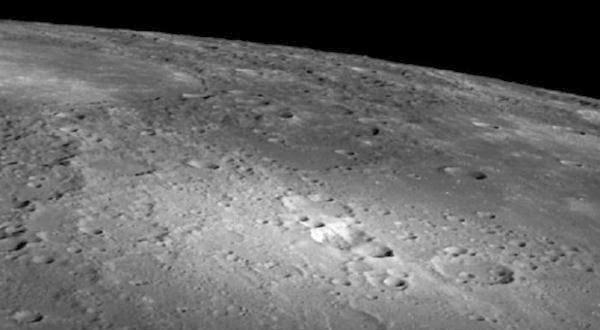 Letusan Alien Volcano Miliaran Tahun Lalu Terkuak