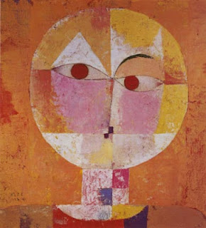 Paul Klee painting - Senecio
